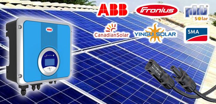 Geração Solar Fotovoltaica